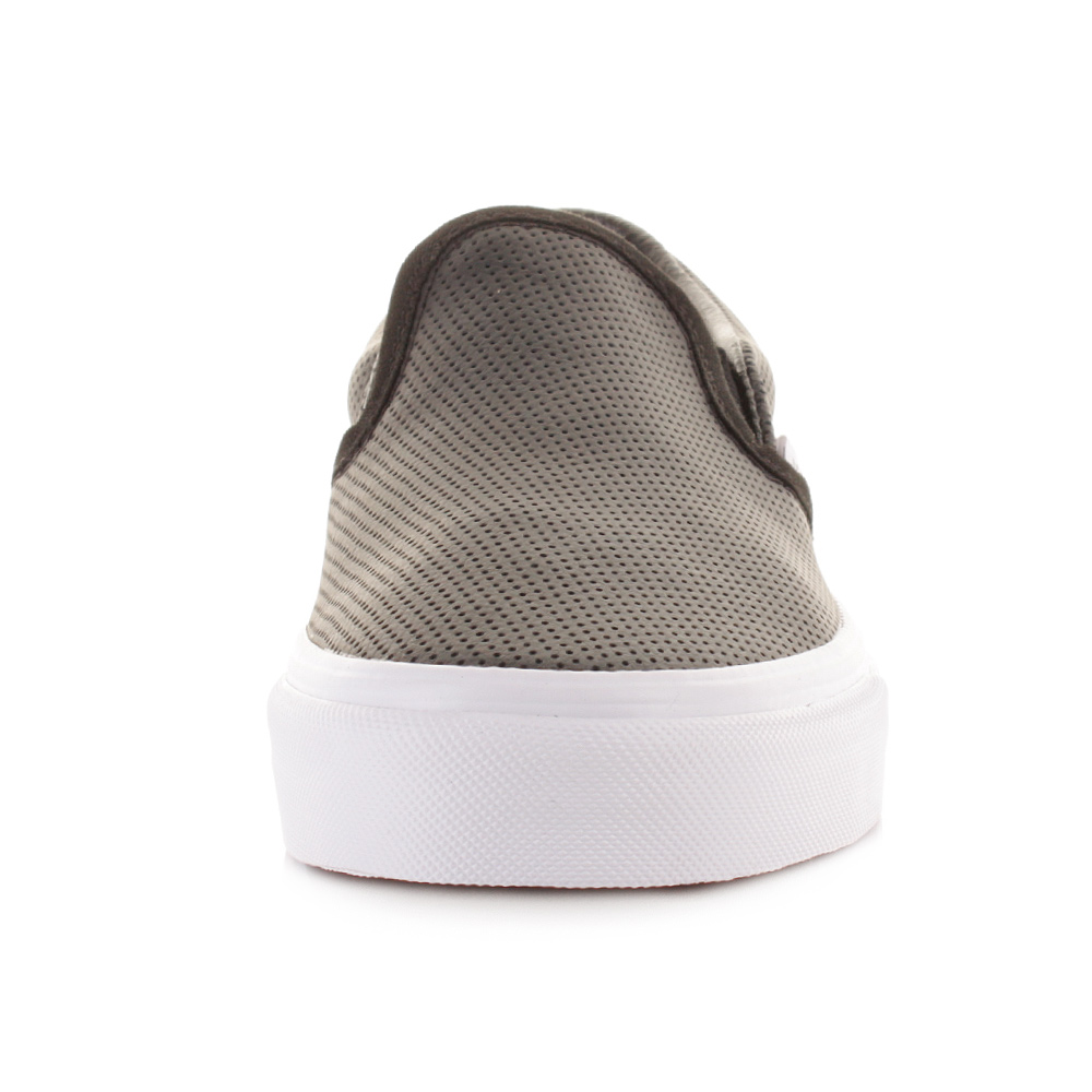 ef3e59f9d3 Buy vans perforated leather slip on size 6