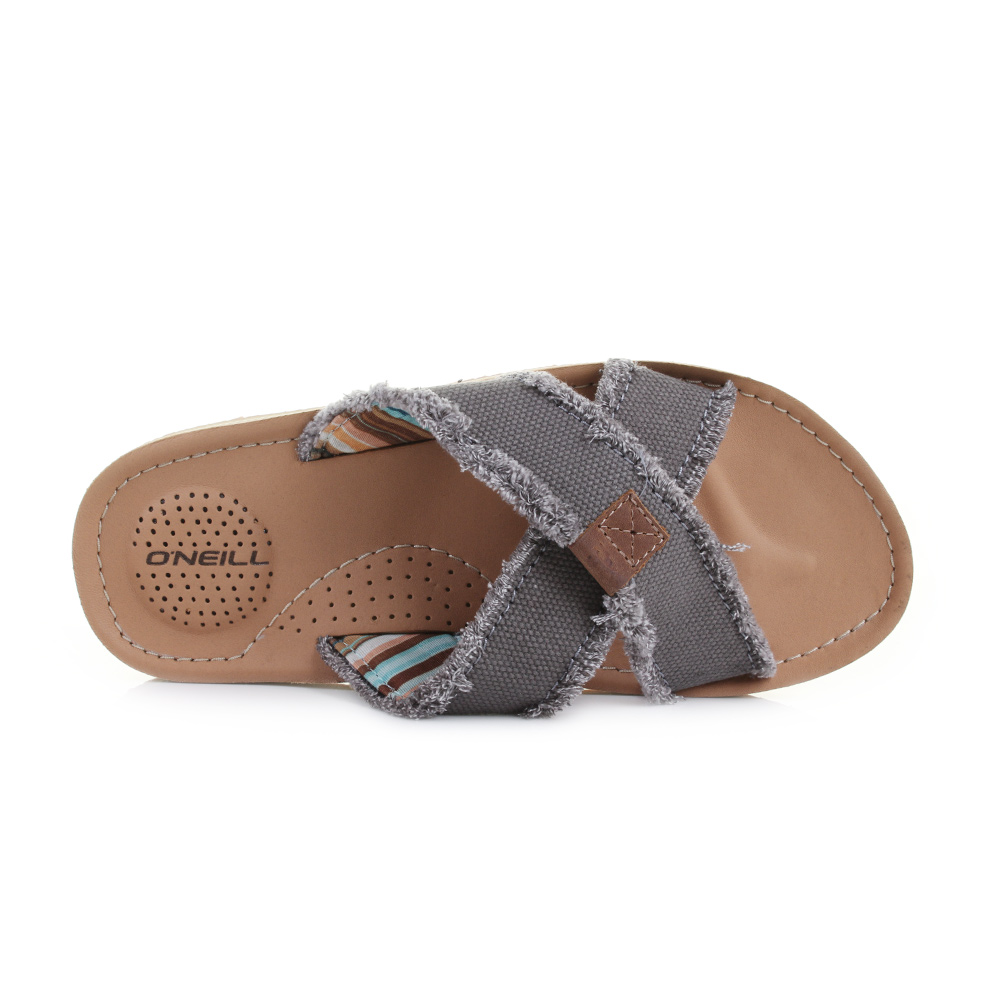 Mens Canvas Slide On Shoes