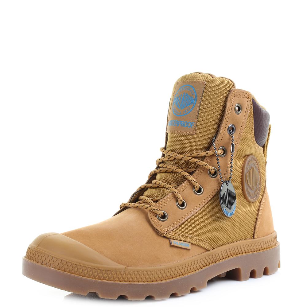 Elegant Palladium Womenu0026#39;s Pampa Tactical Nylon High-Top Nylon Military And Tactical Boot   EBay