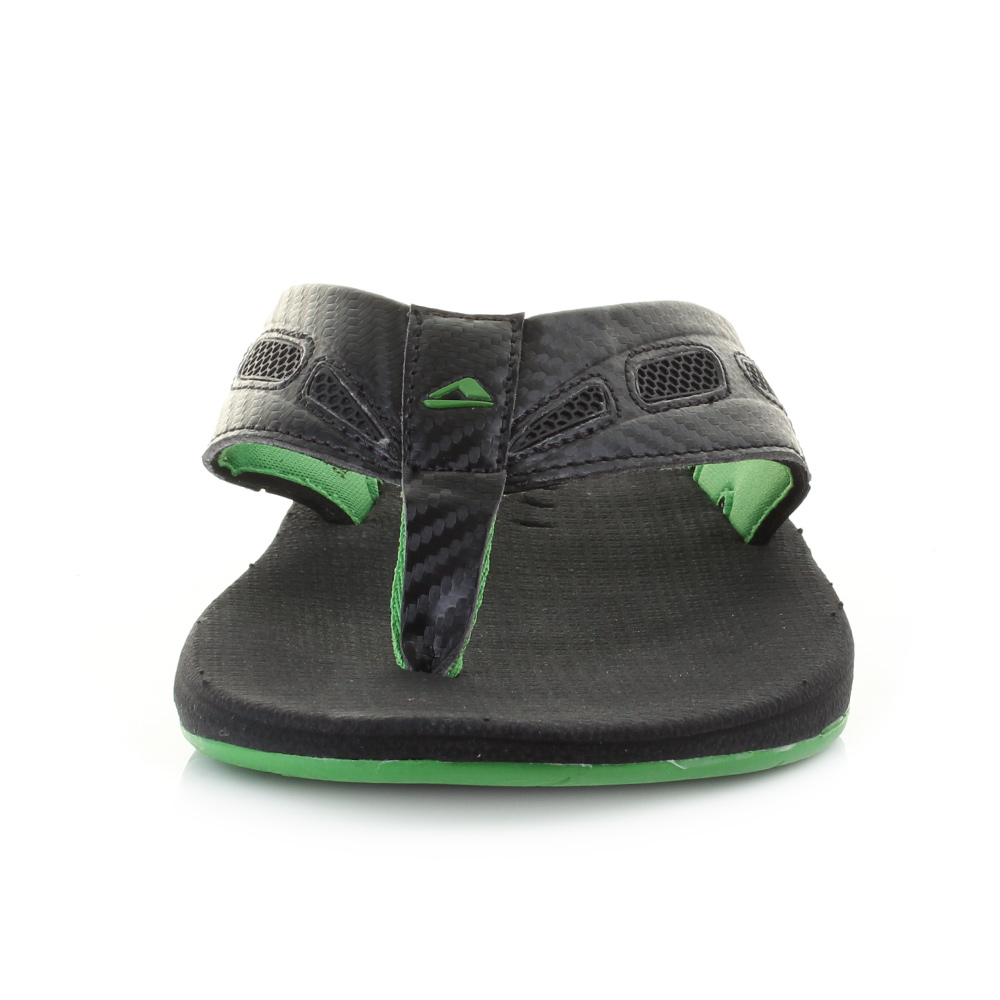 Black reef sandals - Mens Reef X S 1 Black Green Comfort Toe