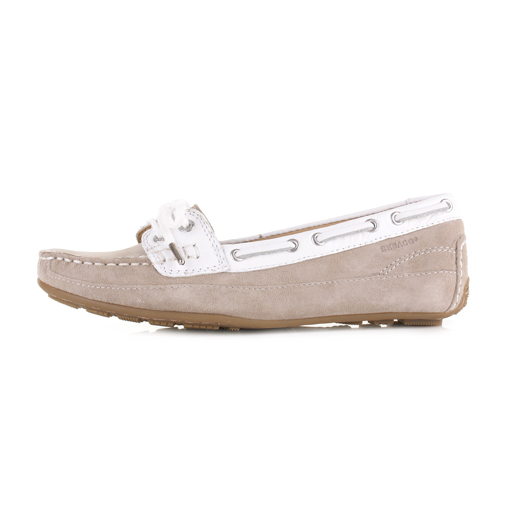Womens Suede Moccasin Shoes