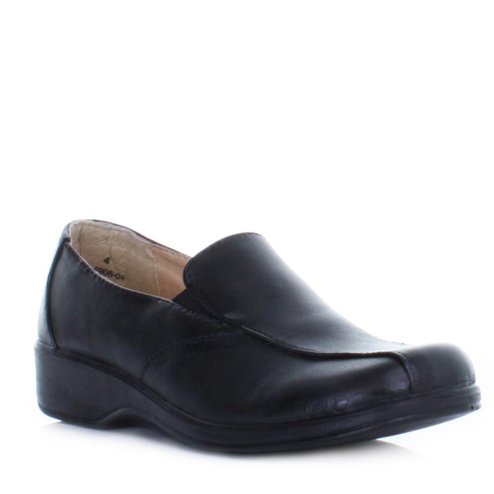 womens black comfy comfort dr lightfoot work smart