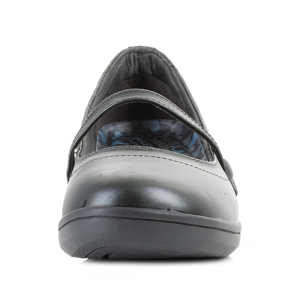 Skechers Flexibles Staple Womens Heeled Mary Jane Shoes