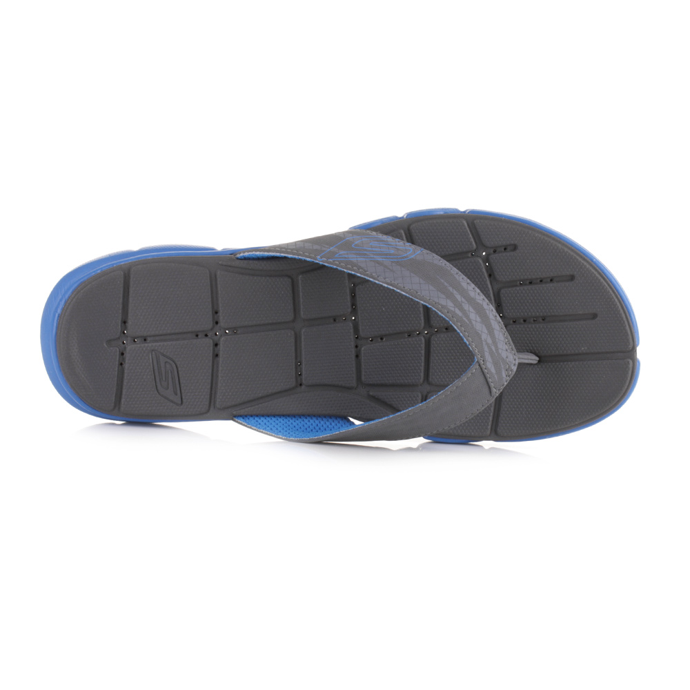 cheap price wholesale price outlet Cheapest Skechers Charcoal Flip Flops buy cheap pick a best 8QgR07i