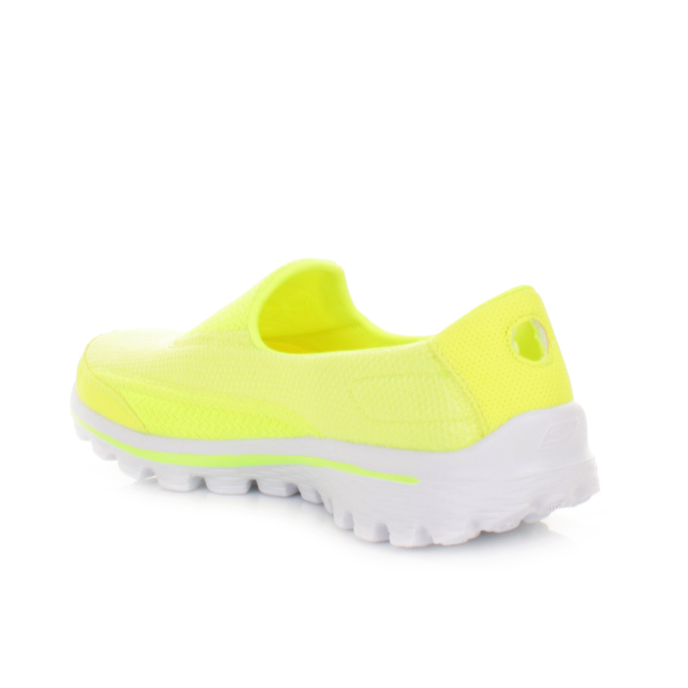 8adafa24295e Buy skechers go walk 2 womens yellow   OFF68% Discounted