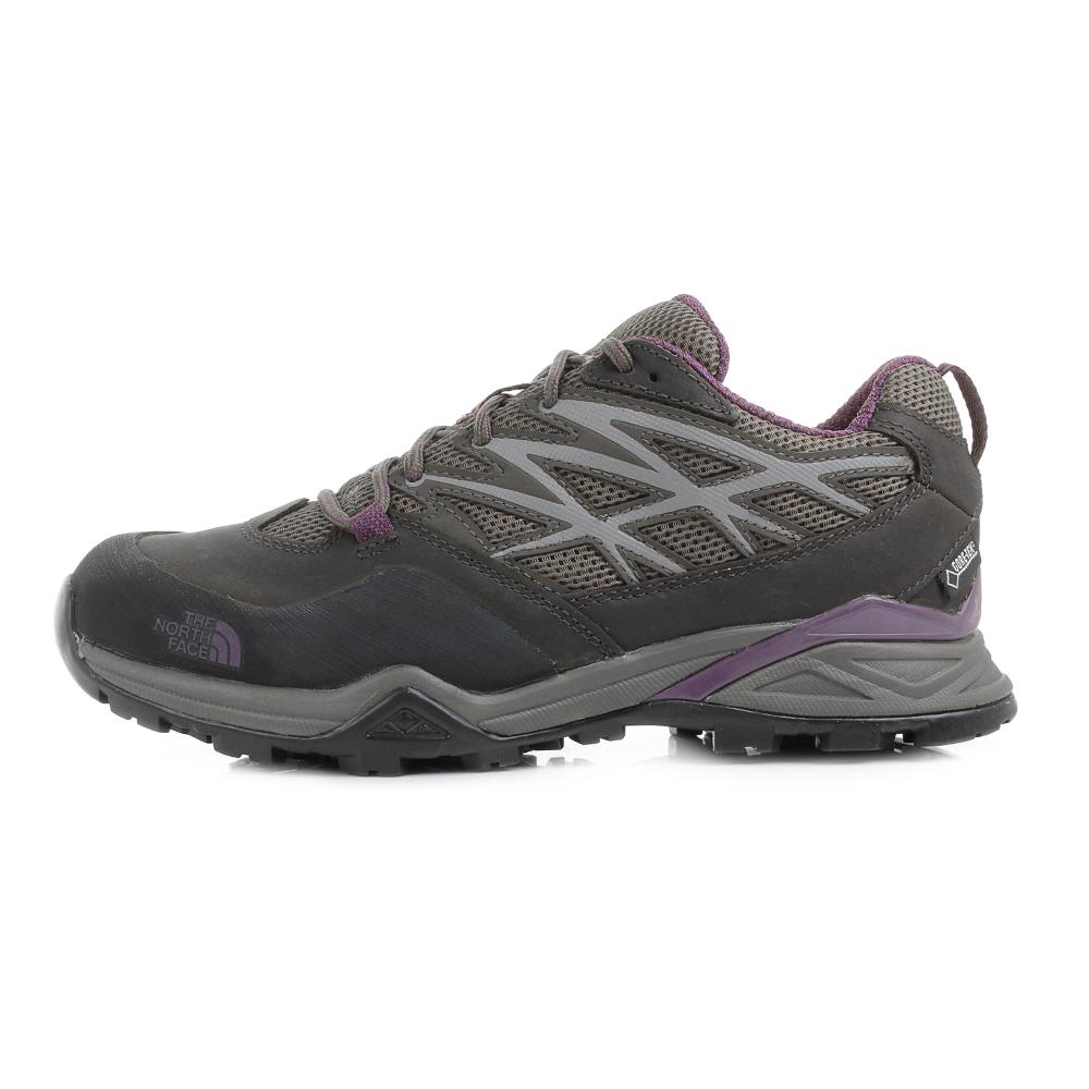 womens the hedgehog hike gtx brown purple