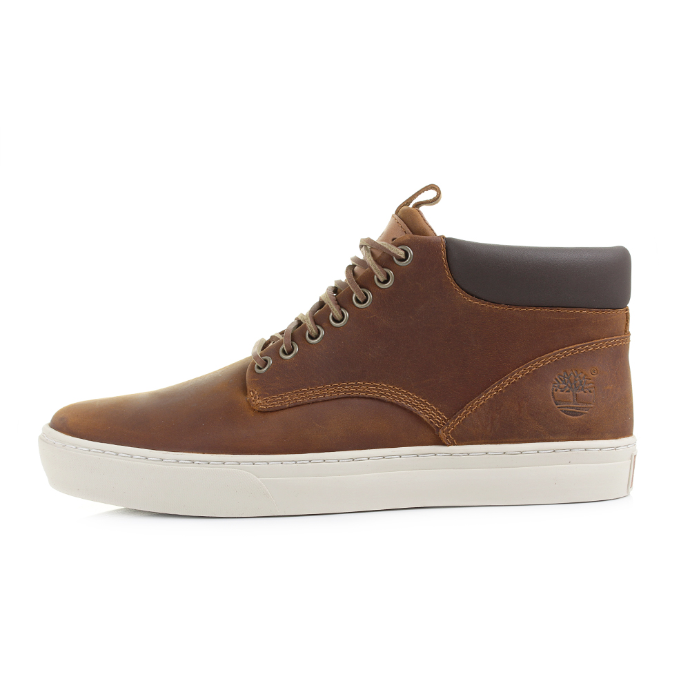 Mens-Guys-Timberland-Earthkeepers-Adventure-Cupsole-Brown-Chukka-