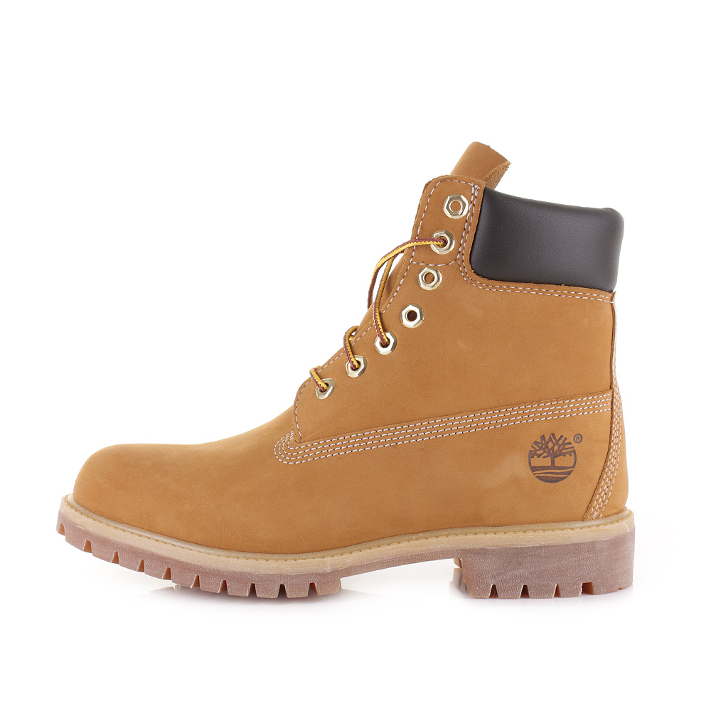 mens timberland icon 6 inch premium wheat nubuck leather