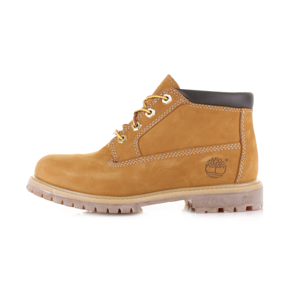 womens timberland nellie chukka wheat yell