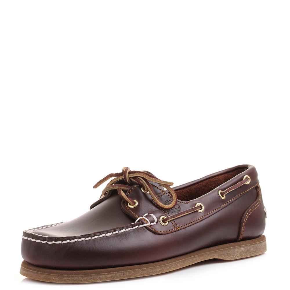 Womens Timberland Deck Shoe