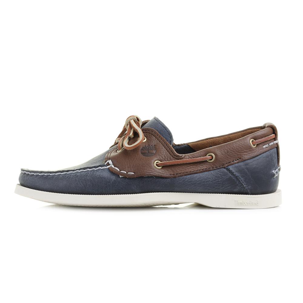 Brown Leather Lander Shoe