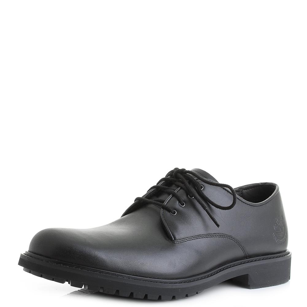 The Shoe Box Black Earth Mens Boots