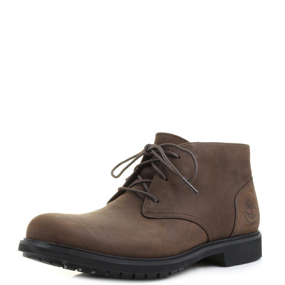 Mens Stormbuck Waterproof Chukka Shoes R