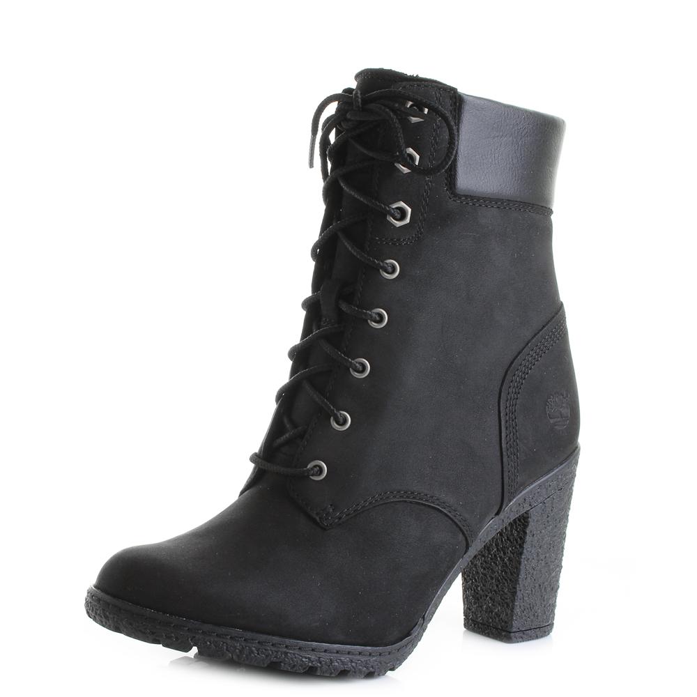 Unique Timberland 6u0026quot; Premium Waterproof Boots - Womenu0026#39;s - Casual - Shoes - Black Nubuck