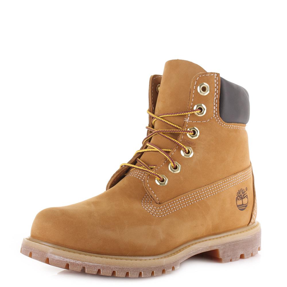 Fantastic Timberland Boots - Timberland Icon 6u0026#39;u0026#39; Premium Boots - Wheat Yellow   EBay