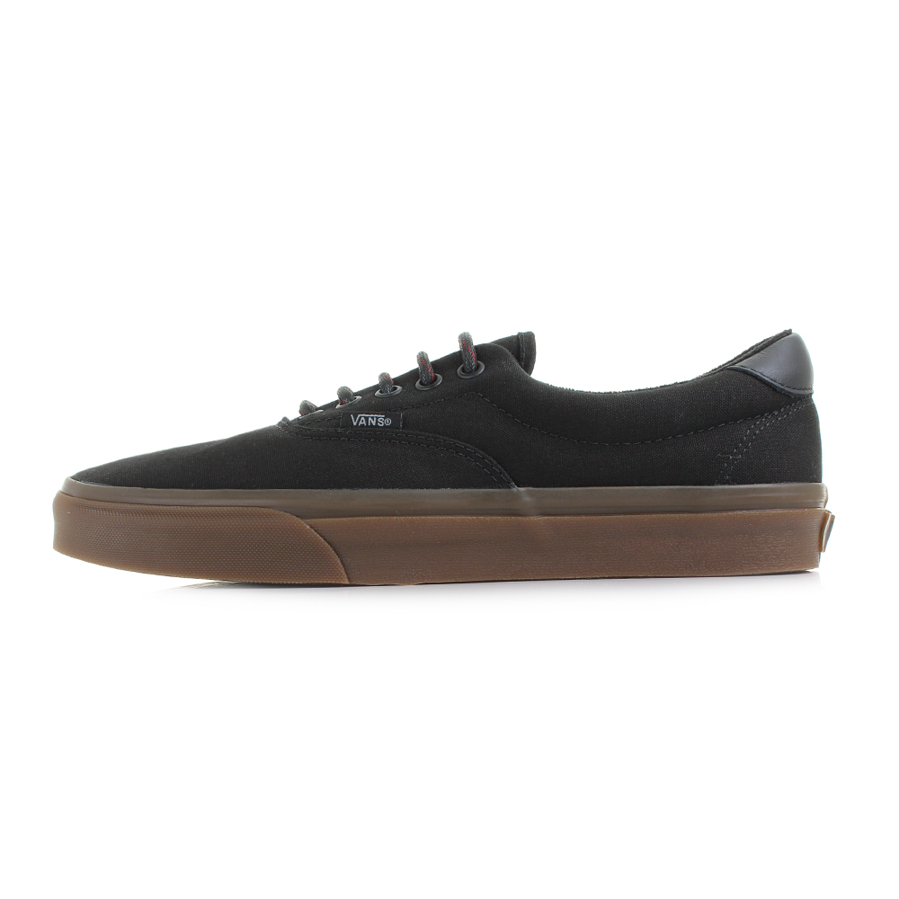 vans era 59 hiking black gum