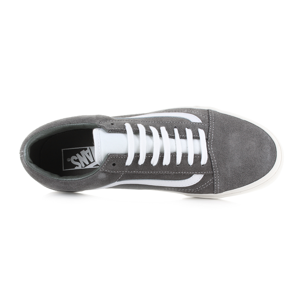 Vans old skool trainers black&white dress