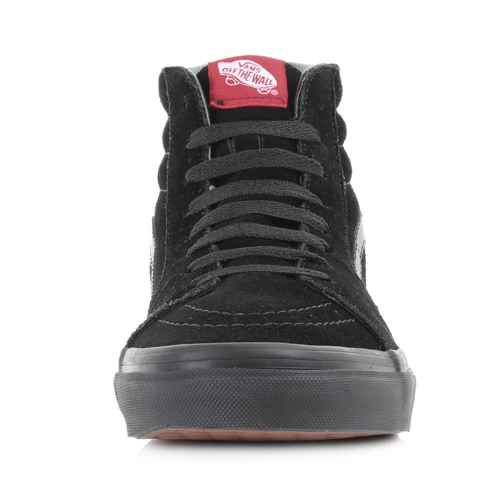vans white leather sk8 hi high top sneakers