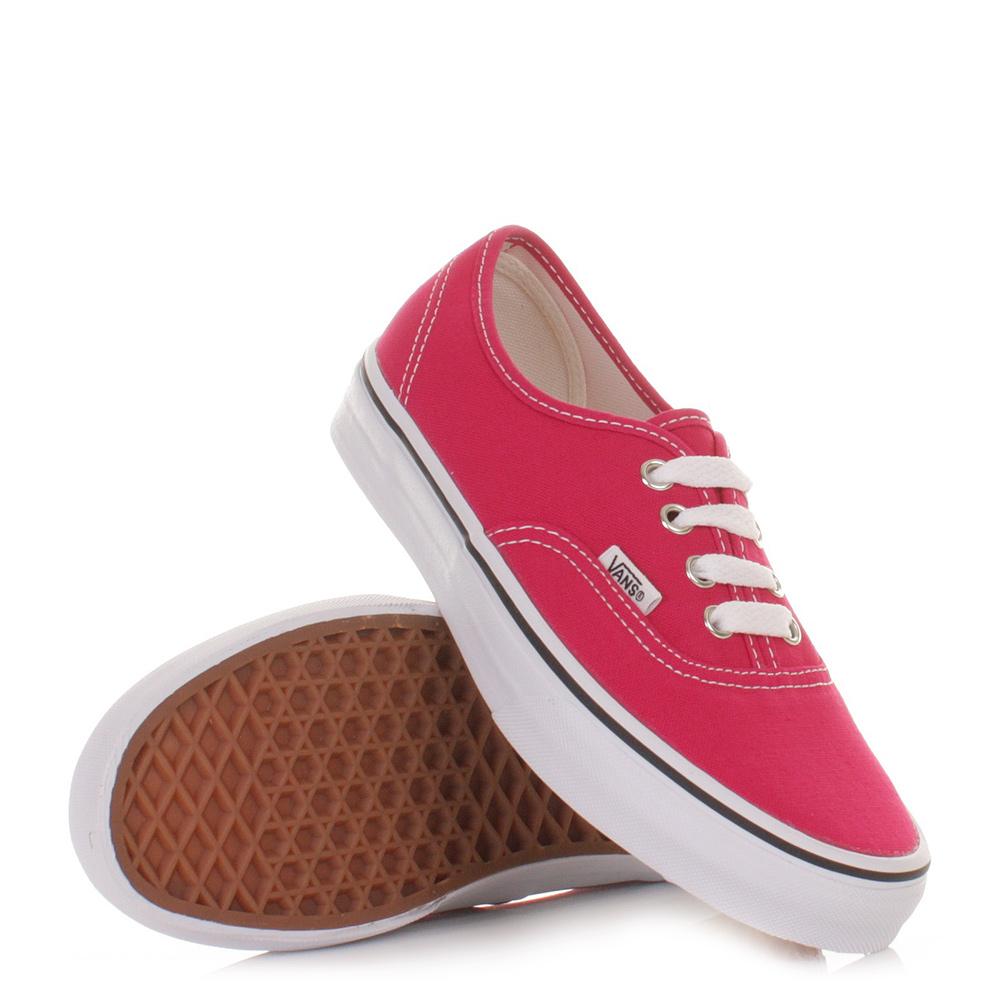 Vans Shoes Authentic Rose