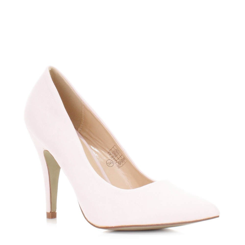 Pink Pastel Heels