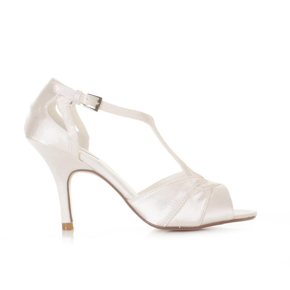 ivory strappy sandals heels gold high heel sandals