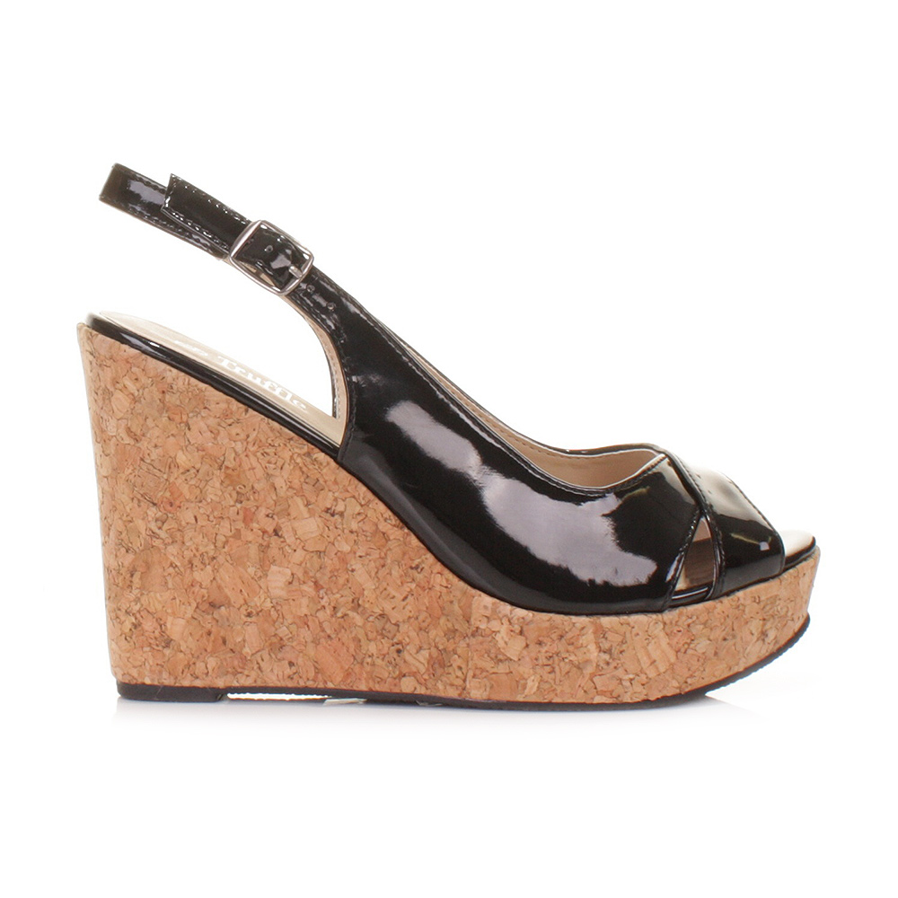 18 cm cork wedges and ice - 4 4