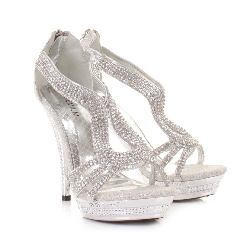 Cheap Silver Heels - Is Heel