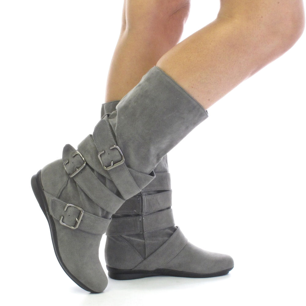 Free shipping BOTH ways on Shoes, Gray, Women, Suede, from our vast selection of styles. Fast delivery, and 24/7/ real-person service with a smile. Click or call