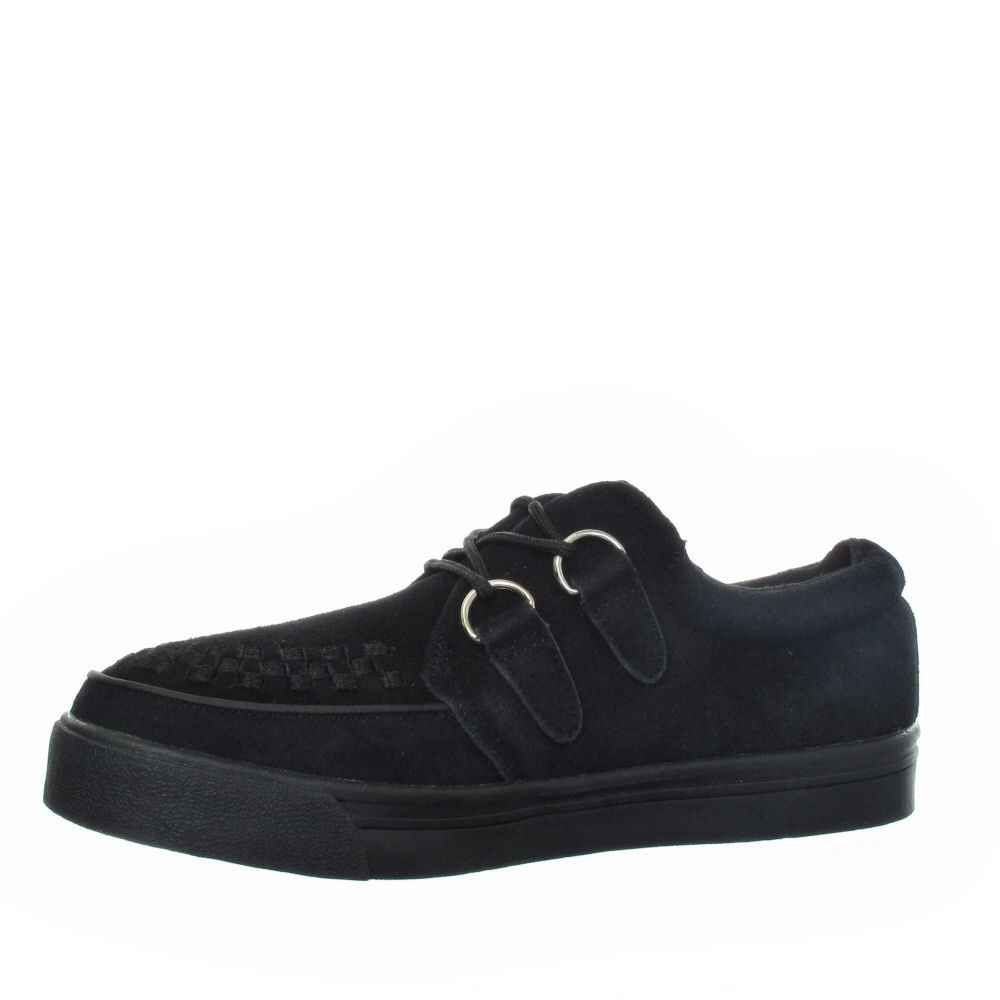 tuk sneaker creepers in black womens shoes size 3 8 ebay