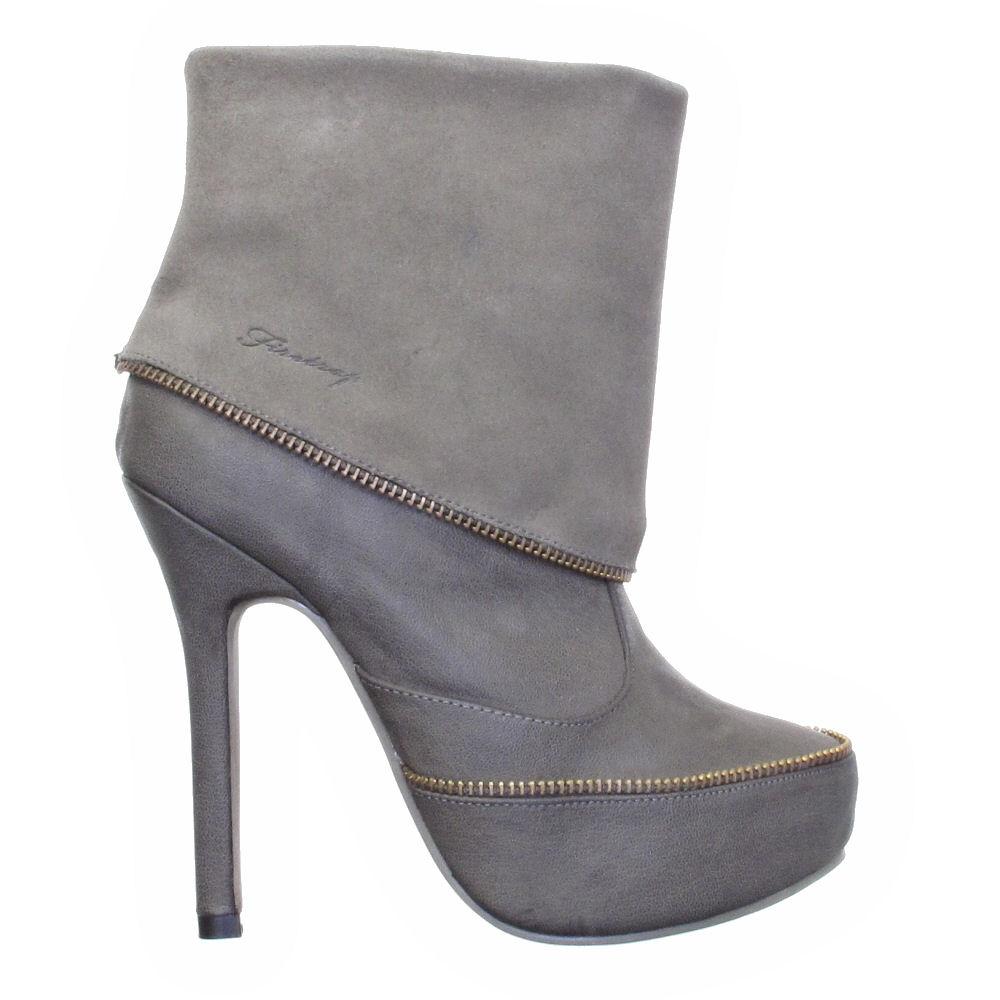 womens designer firetrap blaze high heel stiletto platform