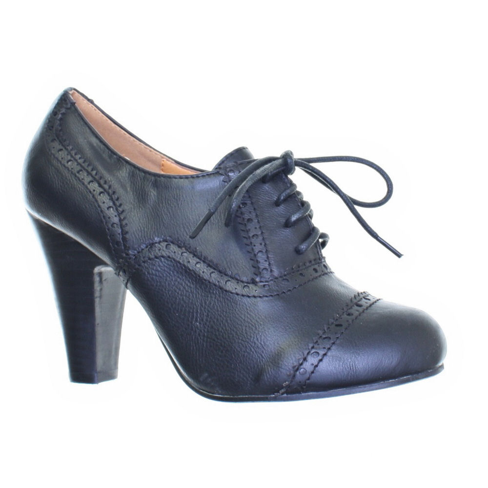 Excellent  Shoes Womens Smart 1290 Girona Women S Patent Leather Brogue Lace Up
