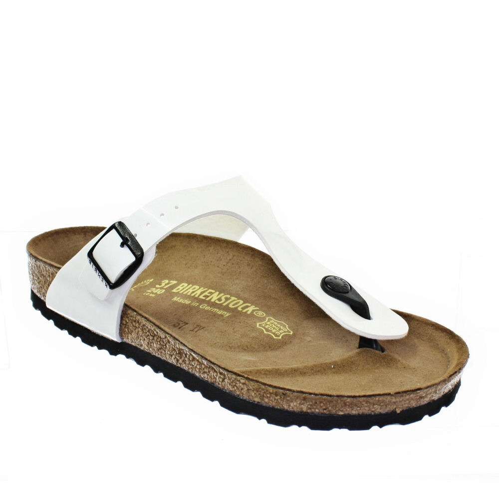 Fantastic Birkenstock Sandals In White  Lyst