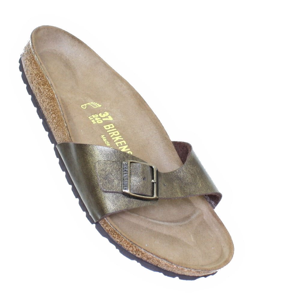 birkenstock gold madrid