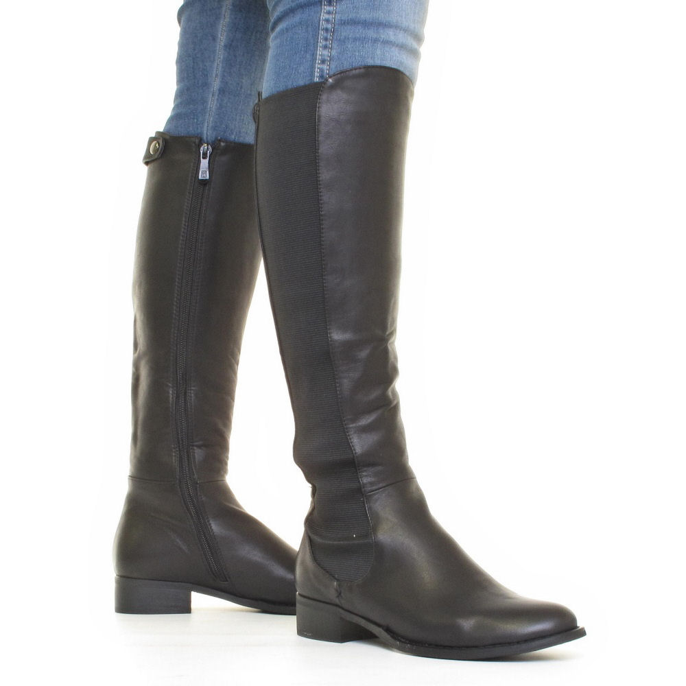 Free shipping and returns on Women's Knee-High Narrow Boots at seebot.ga
