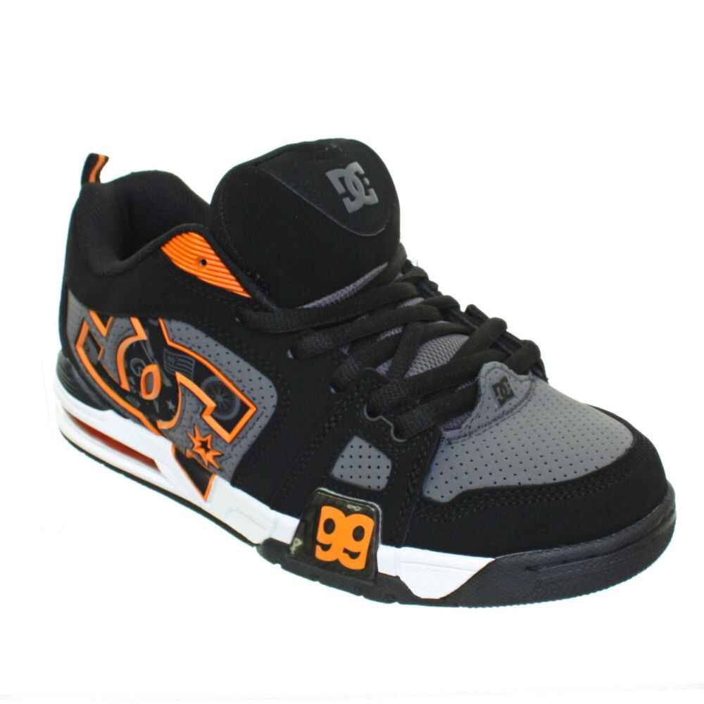 Dc Frenzy Shoes Size