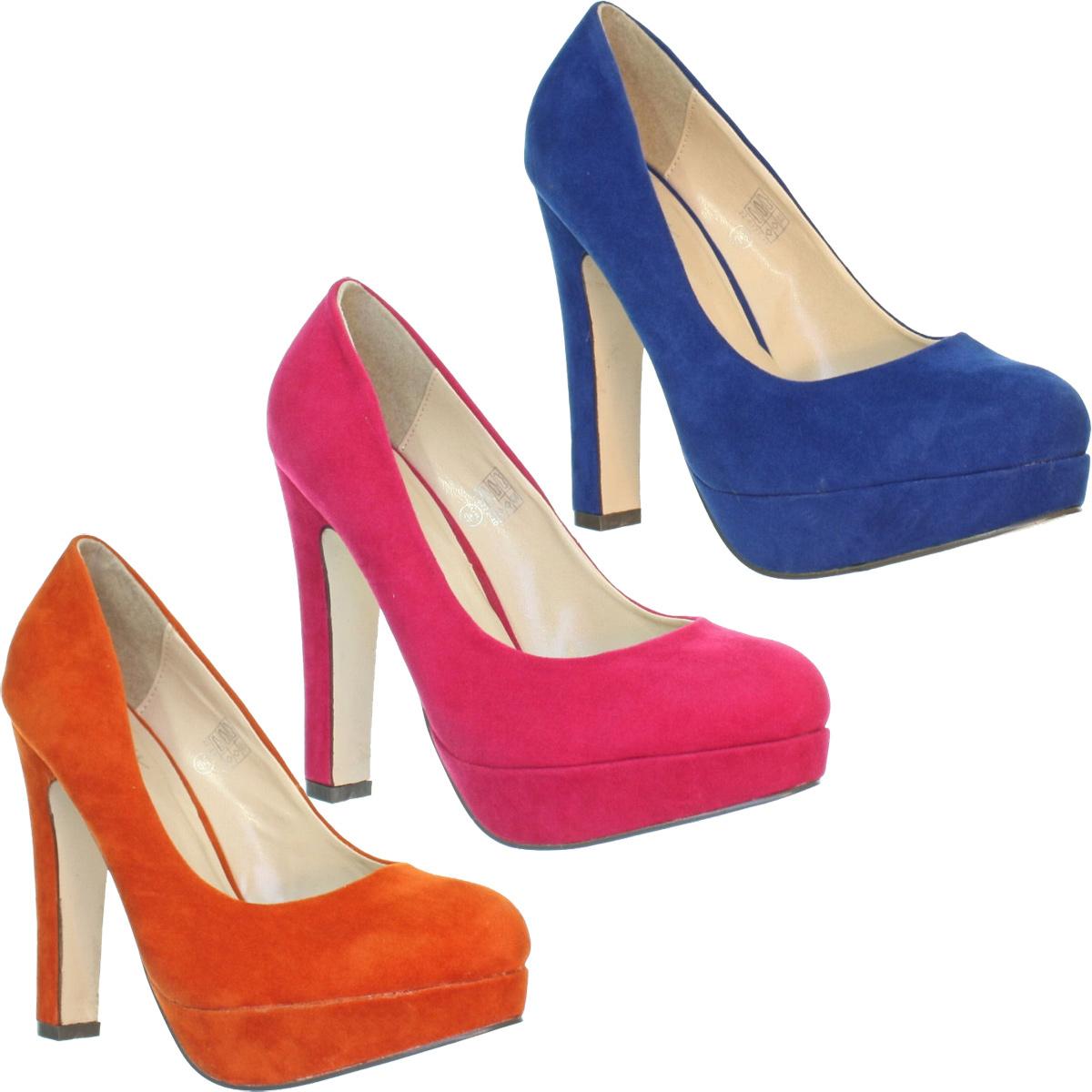 pumps farbig