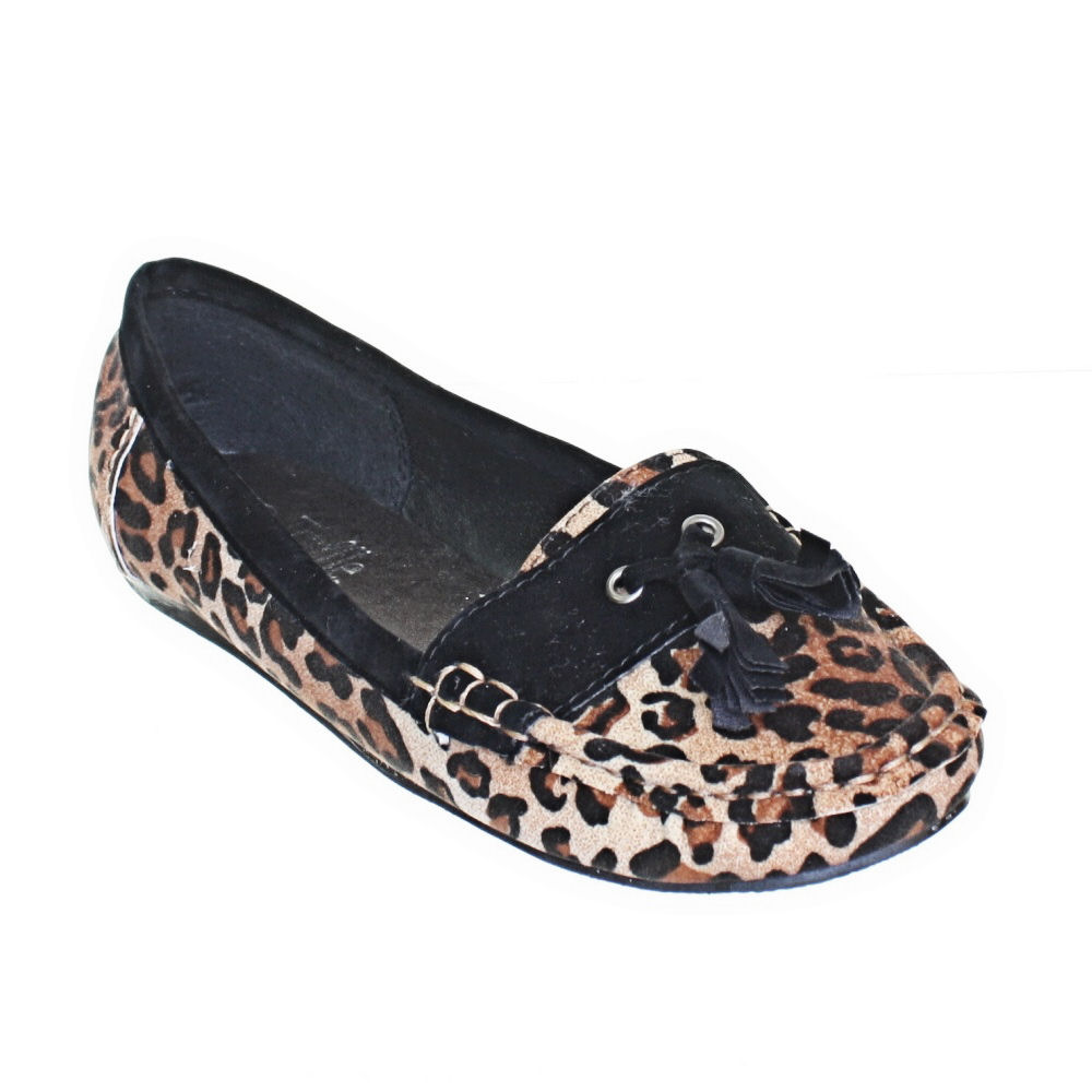 Find great deals on eBay for leopard print loafers. Shop with confidence.