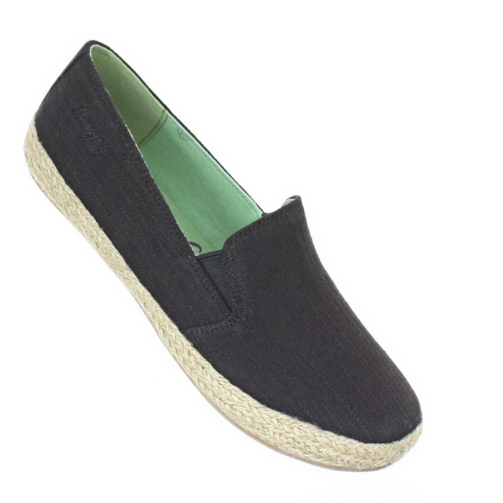 Womens Wide Width Canvas Shoes