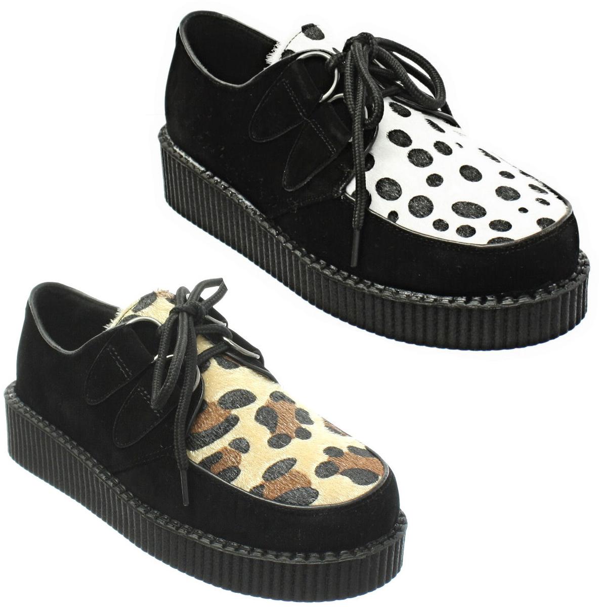 Dalmation Shoes Womens