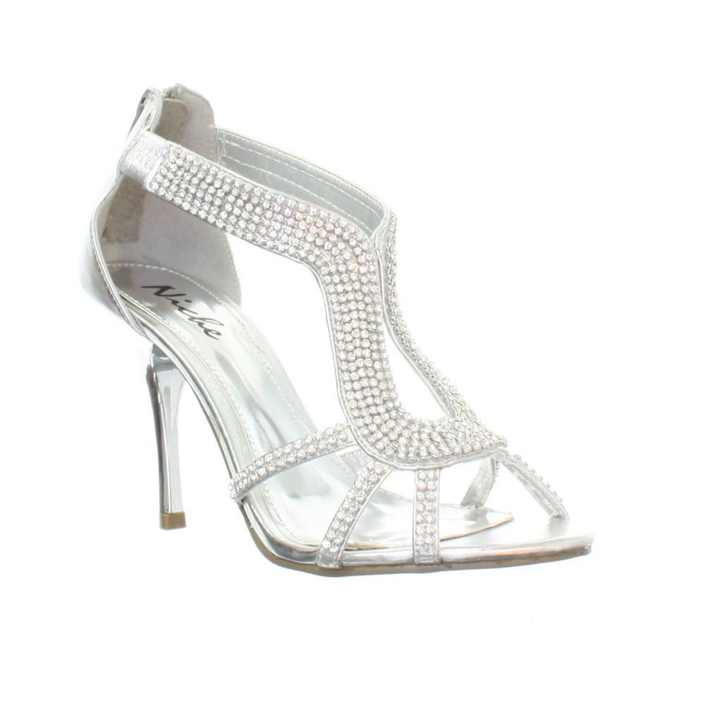 description extra high platform shoes with diamante encrusted heels. Black Bedroom Furniture Sets. Home Design Ideas