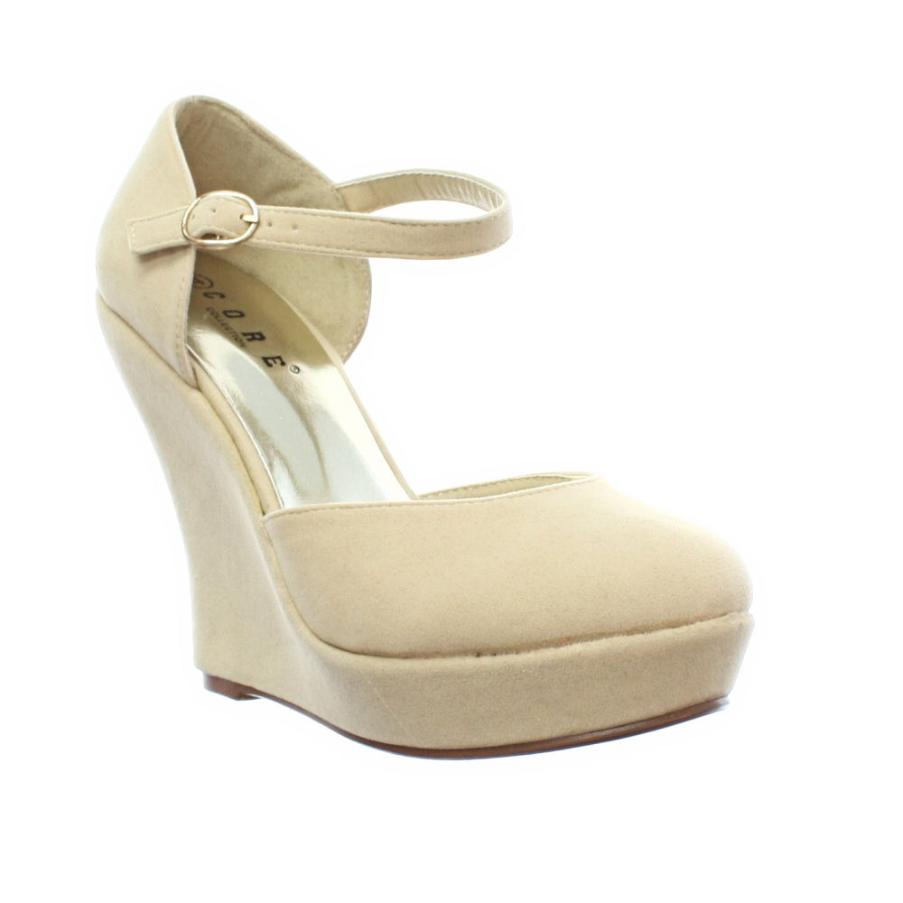 WOMENS-MID-WEDGE-PLATFORM-ANKLE-STRAP-WORK-OFFICE-EVENING-SANDALS-SHOE-SIZE-3-8