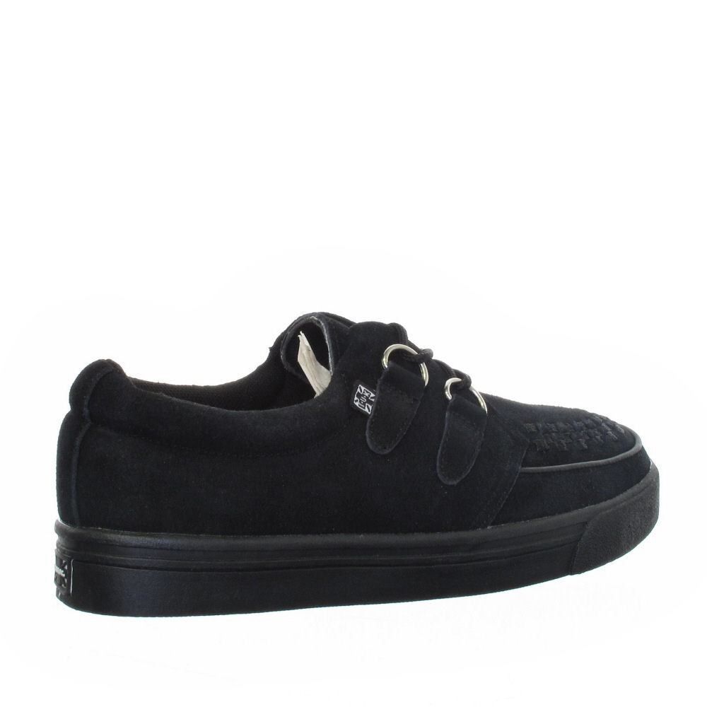 tuk sneaker creepers in black men womens shoes size 38 ebay
