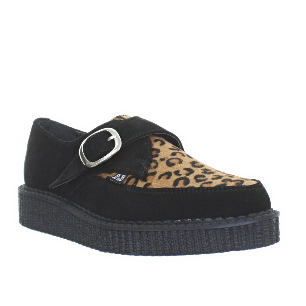 LOW ROUND CREEPER - T.U.K. Shoes - Designer Women's Shoes