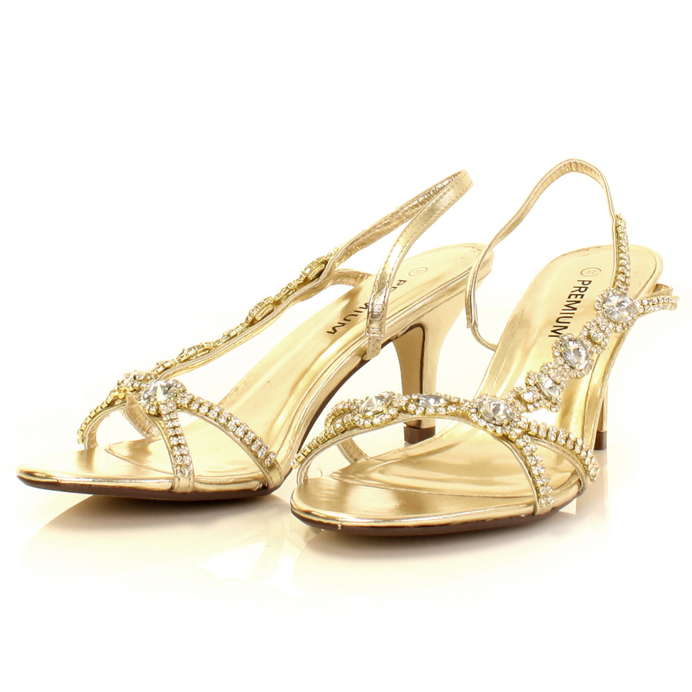 kitten heel gold sandals - The Cutest Kittens
