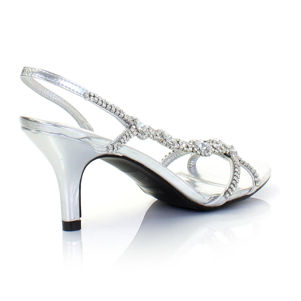 silver kitten heels is heel. Black Bedroom Furniture Sets. Home Design Ideas