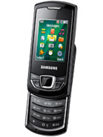 Samsung E2550 Monte Slider Sim Free Mobile Phone (Unlocked) Preview