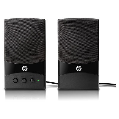 how to connect monitor speakers to computer