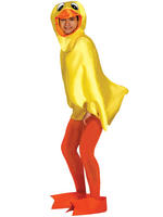 Adult's Rubber Duck Costume