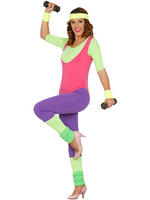 Ladies Gymnast Costume