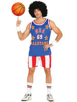 Men's Basketball Player Costume
